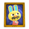 Gaston's Photo (Gold) NH Icon.png