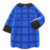 Loose Fall Dress (Blue) NH Icon.png