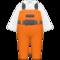 Fishing Waders (Orange) NH Icon.png