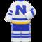 Ice-Hockey Uniform (White & Blue) NH Icon.png