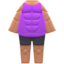 Instant-Muscles Suit (Purple) NH Icon.png