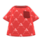 Labelle Knit Shirt (Passion) NH Icon.png