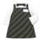 Diner Apron (Black) NH Icon.png