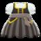 Pirate Dress (Black) NH Icon.png