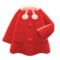Poncho Coat (Red) NH Icon.png
