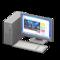 Desktop Computer (Silver - Web Browsing) NH Icon.png