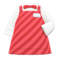 Diner Apron (Red) NH Icon.png