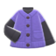 Humble Sweater (Blue) NH Icon.png