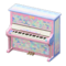 Street Piano (Cute) NH Icon.png