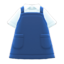 Apron (Blue) NH Icon.png