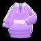 Boa Parka (Purple) NH Icon.png