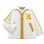 Dance-Team Jacket (White) NH Icon.png