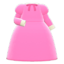 Elegant Dress (Pink) NH Icon.png