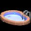 Pool (Brown)