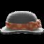 Ribboned Garden Hat