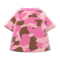 Camo Tee (Pink) NH Icon.png