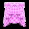 Draped Skirt (Pink) NH Icon.png