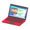 Laptop (Red - Chat Tool) NH Icon.png