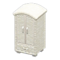 Rattan Wardrobe (White) NH Icon.png