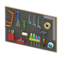 Wall-Mounted Tool Board (Black) NH Icon.png