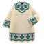 Bohemian Tunic Dress (Green) NH Icon.png