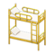 Bunk Bed (Yellow - White) NH Icon.png