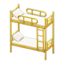 Bunk Bed (Yellow - White)