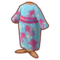 Cyan Goldfish Yukata PC Icon.png