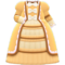 Fashionable Royal Dress (Yellow) NH Icon.png