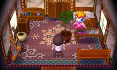 Margie's house interior