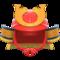 Samurai Helmet (Red) NH Icon.png