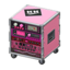 Effects Rack (Pink - Familiar Logo)