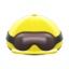 Jockey's Helmet (Yellow) NH Icon.png