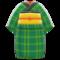 Old Commoner's Kimono (Green) NH Icon.png