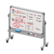 Whiteboard (Language Classroom) NH Icon.png