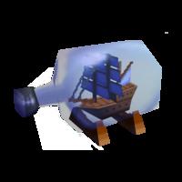Bottled Ship