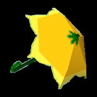 Daffodil Parasol