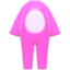 Kappa Costume (Pink) NH Icon.png