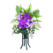 Flower Stand (Purple) NH Icon.png