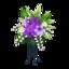 Flower Stand (Purple)
