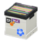 Record Box (White - Various) NH Icon.png