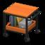 Ironwood Cart (Teak)