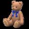 Papa Bear (Cream - Blue) NH Icon.png
