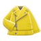 Biker Jacket (Yellow) NH Icon.png