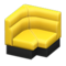 Box Corner Sofa (Yellow) NH Icon.png