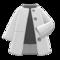 Collarless Coat (Gray) NH Icon.png