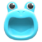 Frog Cap (Blue) NH Icon.png