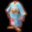 Aqua Peony Kimono PC Icon.png