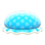 Dotted Shower Cap
