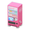 Drink Machine (Pink - Sports Drink) NH Icon.png
